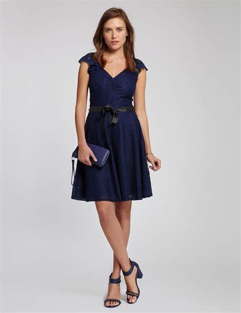 canapé pas cher cdiscount robe dentelle motif floral ceinture robe