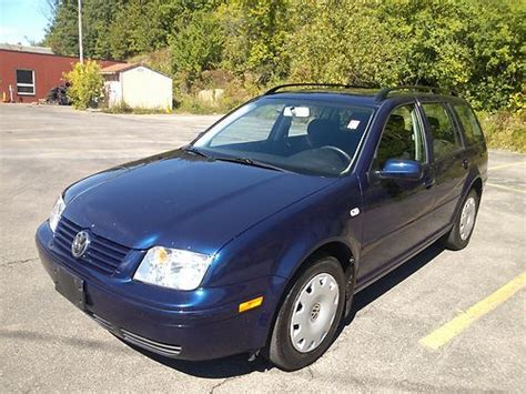 Find Used 2003 Volkswagen Jetta Tdi Wagon 4-door 1.9l