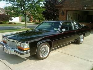 1980 Cadillac Deville Base Coupe 2-door 6 0l