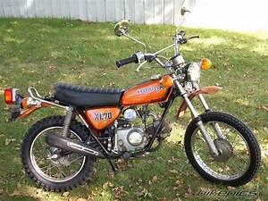 BikePics - 1974 Honda XL 70
