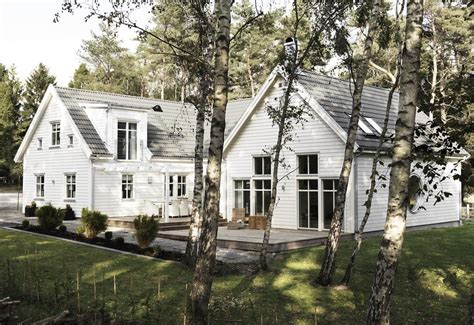 Prachtige Zweedse Woning In De Bossen  Häuser Haus