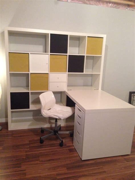 bureau ikea expedit pin by angela liston on crafts