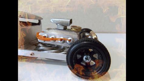 Как сделать простейший двигатель внутреннего сгорания своими руками? — журнал рутвет