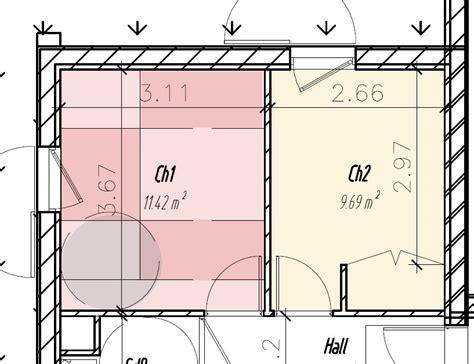 aménager une chambre contraintes et dimensions