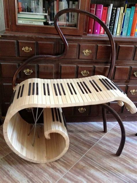 piano chair    furniture piano
