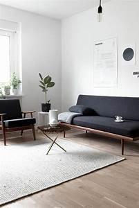 Couch Skandinavisches Design : skandinavisches design 120 stilvolle ideen in bildern ~ Michelbontemps.com Haus und Dekorationen