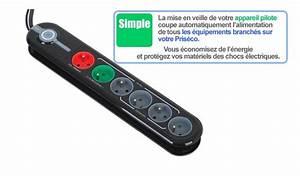 Prise Coupe Veille : coupe veille 1 pilote ~ Carolinahurricanesstore.com Idées de Décoration