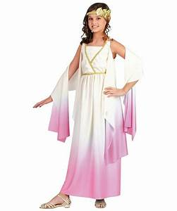 Greek Athena Kids Costume - Girls Greek Costumes
