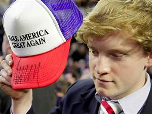 Teacher Shames 16 Year Old Student For Wearing Trump Hat ...
