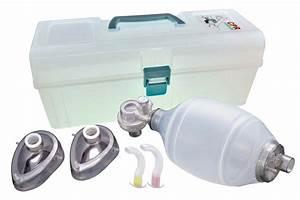 Liberty Manual Silicone Resuscitation Sets