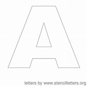 best 25 large letter stencils ideas on pinterest making With print big letters for signs
