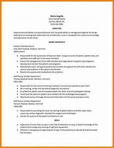 best certified nursing assistant resume example livecareer With sample nurse resume with job description