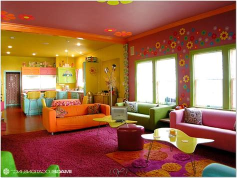colorful kitchens ideas hippie living room ideas