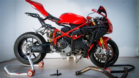 Ducati Picture by Timelapse Exhaust Change Ducati 999s