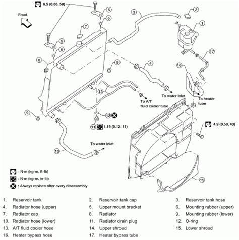 Nissan Frontier Engine Diagram Automotive Parts