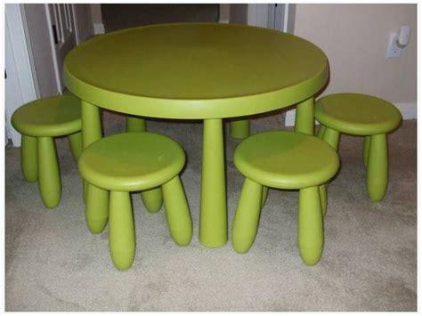 Mammut Stool - ikea mammut table and 4 stools maple bay cowichan