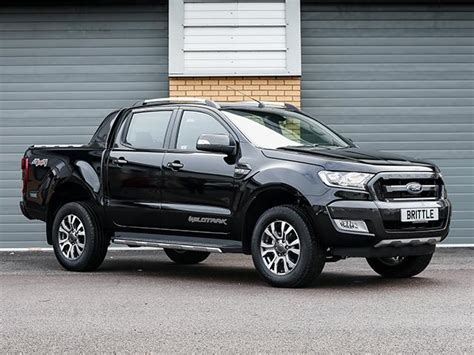 used 2017 ford ranger wildtrak 4x4 dcb tdci for sale in staffordshire pistonheads