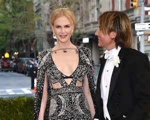 Nicole Kidman and Keith Urban Married