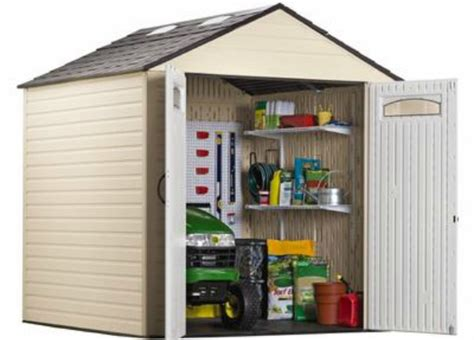 home depot canada rubbermaid big max shed only 600 free shipping was 700