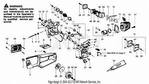 Poulan 1800 Super Gas Saw Parts Diagram For Power Unit