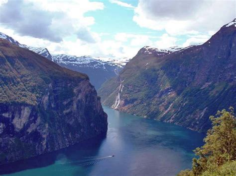 Fjord Pictures by Reanazriema Pictures Of Norway Fjords
