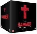 THE ULTIMATE HAMMER HORROR MOVIE COLLECTION 21 DISC DELUXE ...