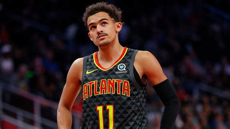 trae young    perform  show