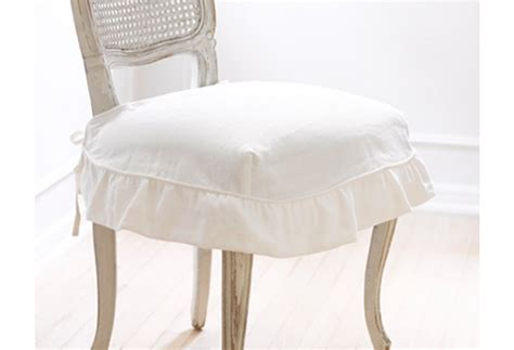 white slipcovered chair parsons chair slipcovers shabby chic parsons chair cover