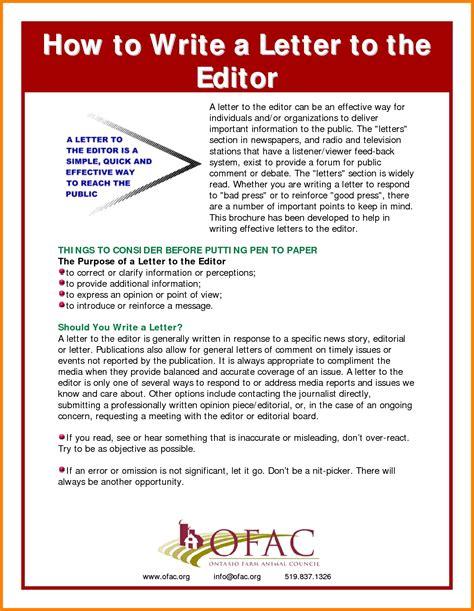 pattern  letter   editor letters  sample