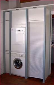 Einbauschrank Für Waschmaschine : einbauschrank waschmaschine innenarchitektur und m bel ~ Michelbontemps.com Haus und Dekorationen