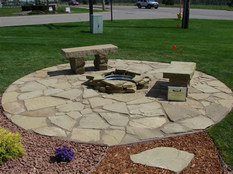 cost per sq ft to install flagstone patio patio designs