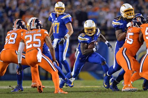 Three Chargers Who Must Play Big Vs. Broncos