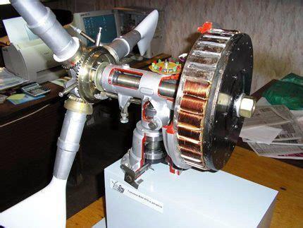 Формула определения мощности ветрогенератора