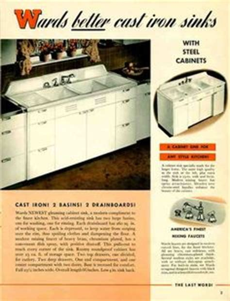 cabinets ideas kitchen 1000 images about 1940 s advertising on 1940s 1941