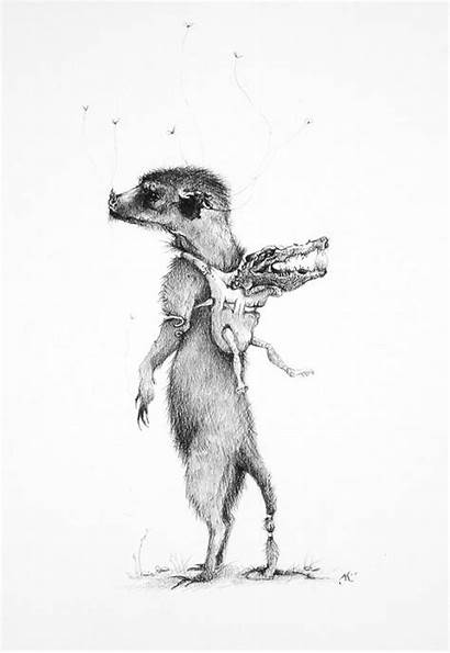 Khare Adonna Pencil Dessins Drawings Incroyables Lukisan