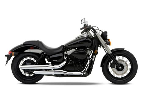 2014 Honda Shadow Phantom Review