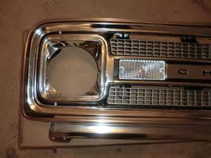 69 70 Chevy Truck Grill