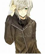 White Hair Anime Guy With Green Eyes Photo by scott 101-prince      Anime Boys With White Hair And Green Eyes