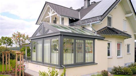Fassaden Vielfaeltige Gestaltungsmoeglichkeiten by Wintergarten Vielf 228 Ltige Gestaltungsm 246 Glichkeiten