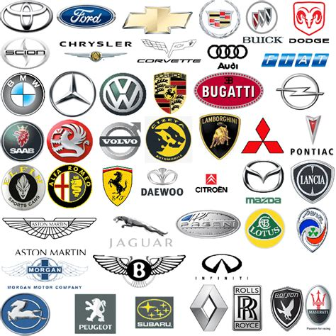 New Car Love: Logo Auto