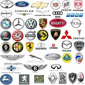 American Car Companies Logos