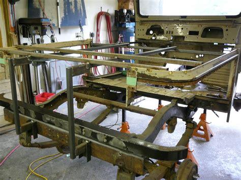 tub repair forum fj40 rear tub repair ih8mud forum