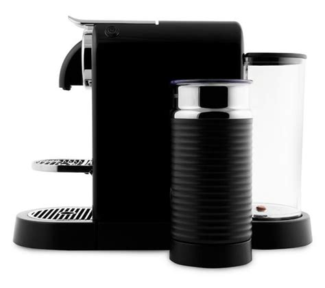 Machine Nespresso Magimix Buy Nespresso By Magimix Citiz Milk Coffee Machine Black Free Delivery Currys