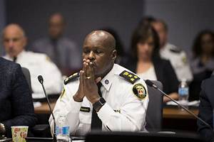 Chief Saunders and Deputy Chief Sloly on same page on ...