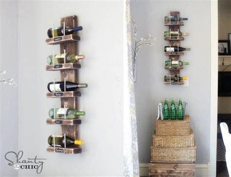 31 Rustic Diy Home Decor Projects: Best 10+ Rustic Wine Racks Ideas On Pinterest