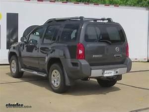 2014 Nissan Xterra Trailer Hitch