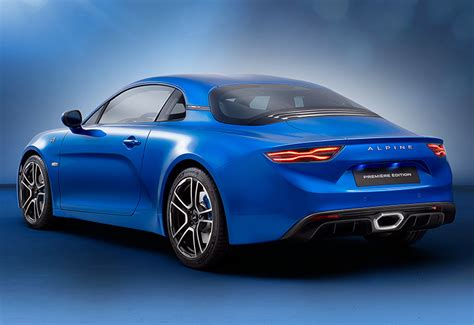 2018 Renault Alpine A110 - specifications, photo, price ...