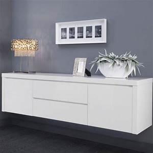 Meuble Tv Suspendu Conforama : interesting large size of modernes fr meuble tv blanc ~ Dailycaller-alerts.com Idées de Décoration