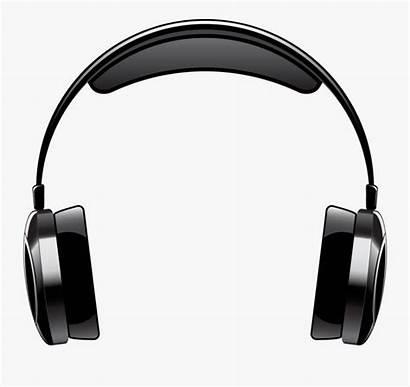 Headphones Cartoon Clip Transparent Clipart Clipartkey