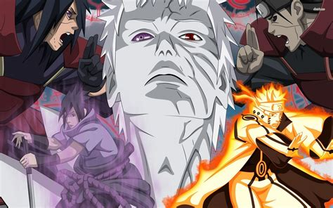 naruto characters fighting wallpaper anime wallpapers